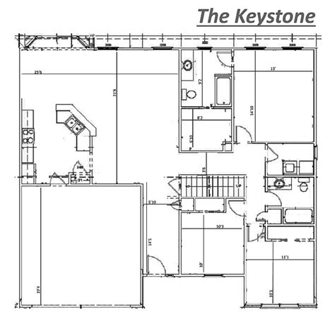 keystone homes floor plans tinnin homes new home builder in festus pevely