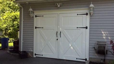 garage doors carriage doors  clingerman doors
