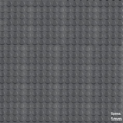 brico pavimenti pvc pavimento pvc linoleum bollato 1x25mt nero brico bravo