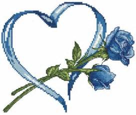 free machine embroidery downloads blue and cross stitch free embroidery design