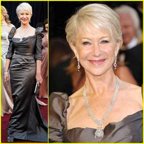 Helen Mirren Went Commando At Oscars by 2011 February Just Jared Page 11
