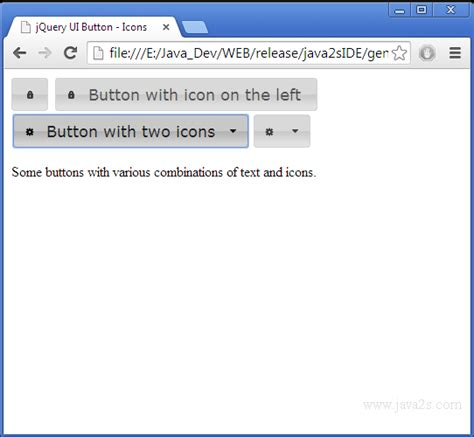 jquery ui toolbar phpsourcecode net