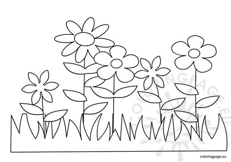 coloring sheets for spring and easter fun spring coloring