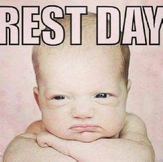 Gym Rest Day Meme - 1000 ideas about rest day meme on pinterest rest days