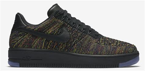 Nike Air 1 Etc nike air 1 flyknit low multicolor levidence beaute fr