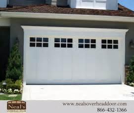 Mission Style Garage Doors Craftsman Style Custom Garage Doors Designs And Installation Southern California Orange County