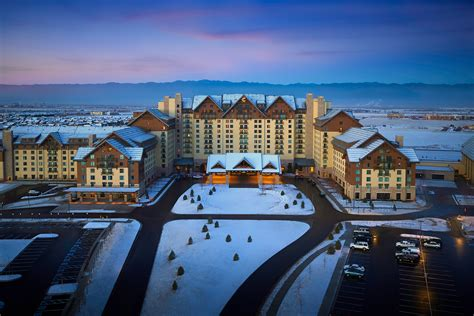 gaylord rockies resort convention center officially opens marriott news center