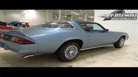 1979 rs camaro 1979 chevrolet camaro rs