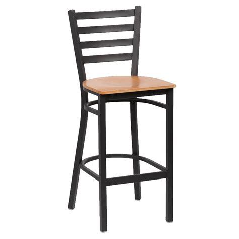 royal industries bar stools royal industries roy9002n 43 38 quot bar stool w natural wood