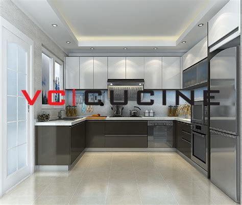 pvc kitchen furniture designs u shaped black kitchen cabinet home design and decor reviews