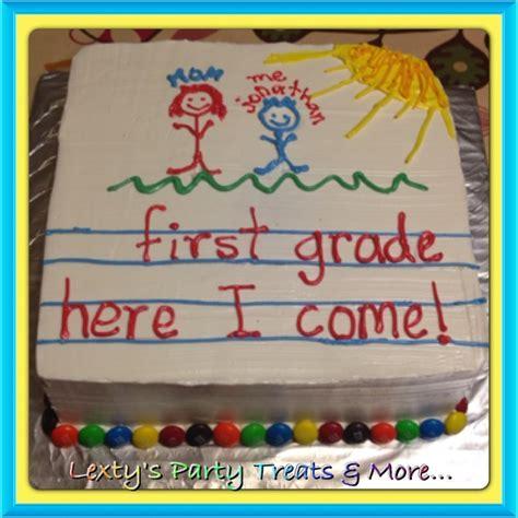 ideas kindergarten graduation kindergarten graduation cake saw this idea here on