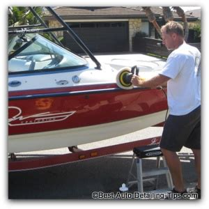 best boat wax for oxidation a boat cleaner wax will bridge the gap between waxing and