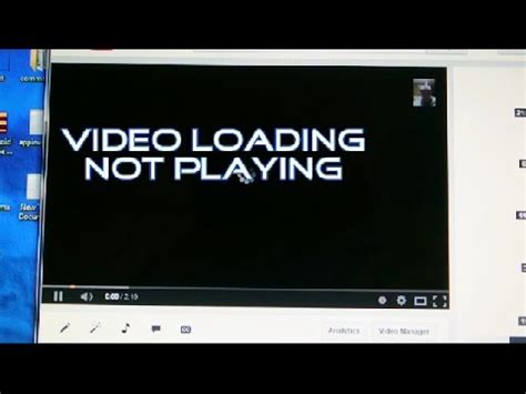 chrome youtube videos not playing fixing video loading not playing on youtube on google