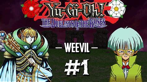 Yu Gi Oh R 1 5 Tamat yu gi oh 201 hora do duelo 1 weevil as aventuras do duelista takagado