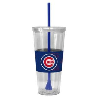 Baseball Cup Topi 1 mlb straw cup chicago cubs