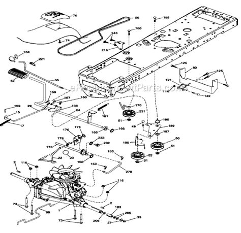 drag link craftsman yt 4000 parts diagram drag tractor