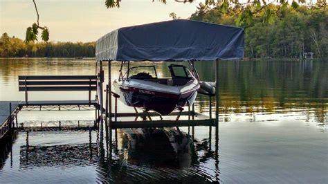 craftlander boat lift canopy lifts and docks craftlander faq