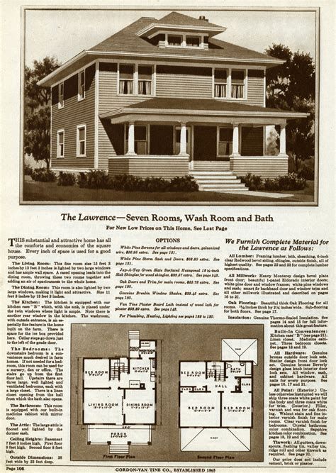 All Sizes Gordon Van Tine House Plans Flickr Photo Sharing
