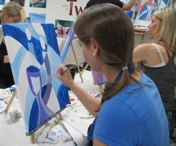 paint with a twist novi painting with a twist the s circle