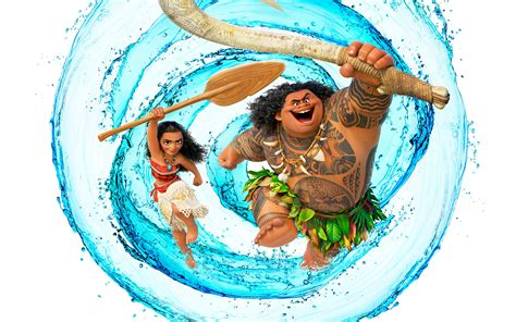 film animation moana wallpaper moana animation hd 5k 8k movies 3773