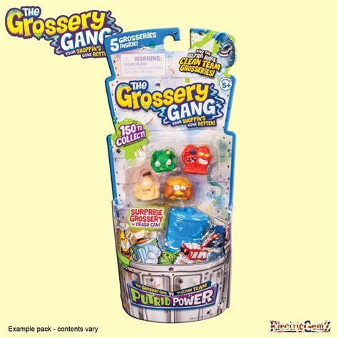 grossery series 3 grossery series 3 5 pack grossery from