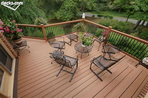 Patio Railing Designs Decks Deck Railing Designs