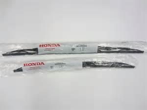 2007 2011 honda cr v front wiper blades set of 2