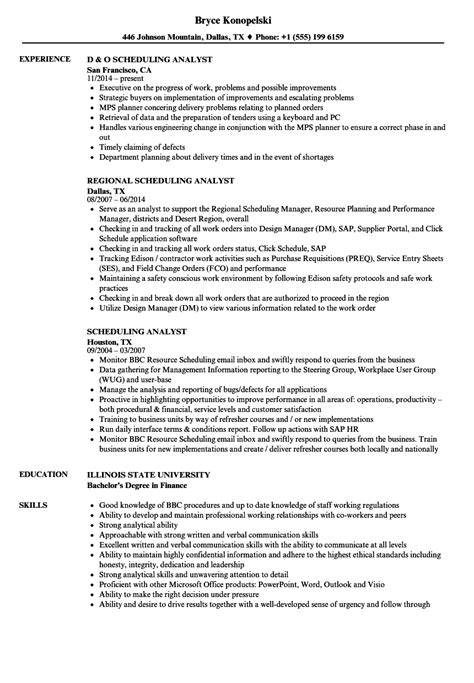 operating room scheduler sle resume car audio installer