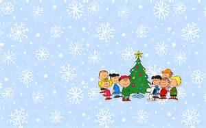 charlie brown christmas background full desktop backgrounds