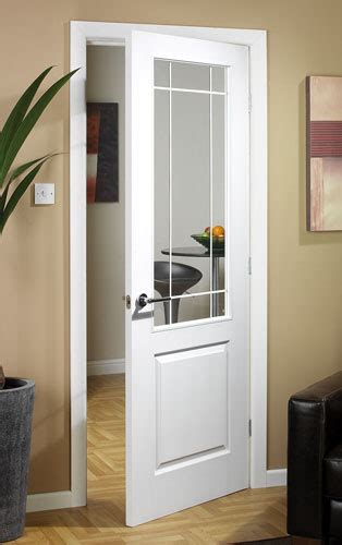 Half Glass Interior Door Half Light Manhattan Smooth Half Lite Interior Door