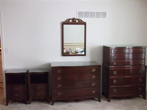 Benck Fine Furniture Of New York 5 Piece Bedroom Set My Bedroom Dressers Nyc