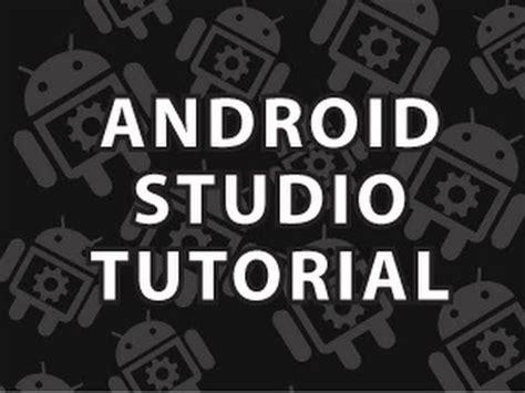 git tutorial derek banas android studio tutorial youtube