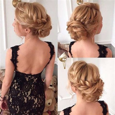 Bridesmaid Updo Hairstyles For Hair by Amazing Updos For Bridesmaids