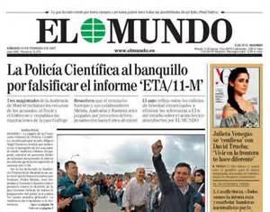 El Mundo Newspaper Jonathan S Spain Archives