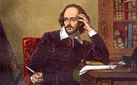 biography of english writer william shakespeare the bard a fabulous entrepreneur who died 400 years ago