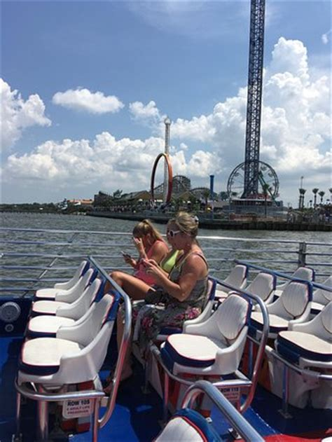 kemah boat ride joe s crab shack speed boat picture of boardwalk beast