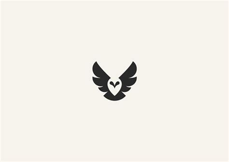 simple tattoo logo more adorable animal logos cleverly created with negative