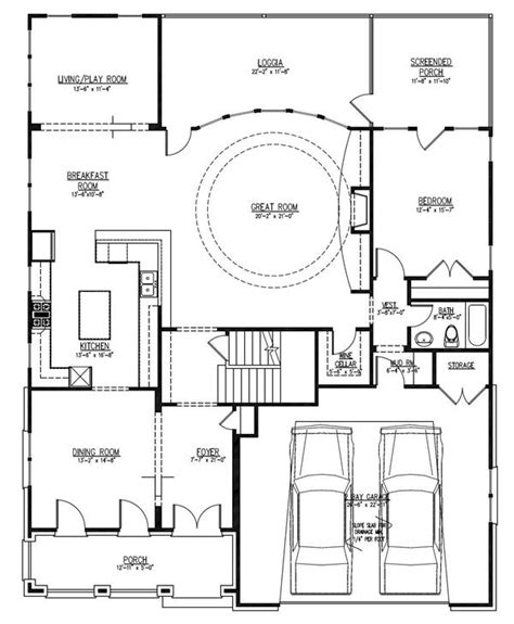 spanish mission floor plan spanish house plans capture the essence of the mediterranean