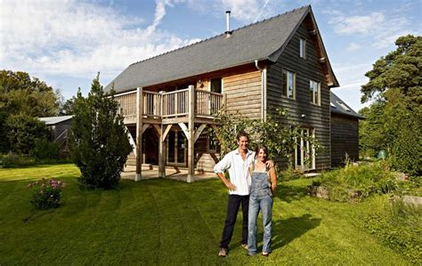 build homes amazing low cost self build homebuilding renovating