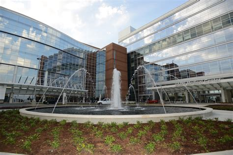large hospital finalist uams center rock