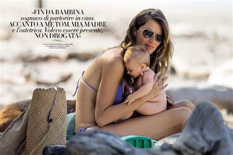 Gisele Bundchen Vanity Fair by Gisele B 252 Ndchen For Vanity Fair Italy April 2013 Fab