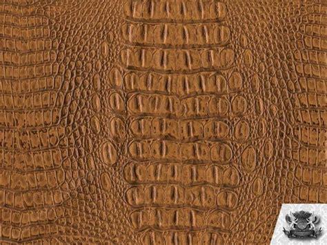 Crocodile Upholstery Fabric by Crocodile Vinyl Bittersweet Crock Fabric Upholstery Bty Ebay