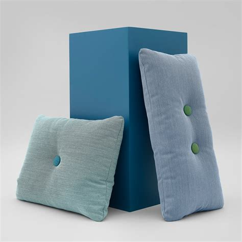 hay dot cushion 46 x 60 cm steelcut trio - Connox Kissen