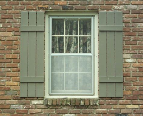 shutter paint colors wooden slat shutters shutters and hardware pinterest