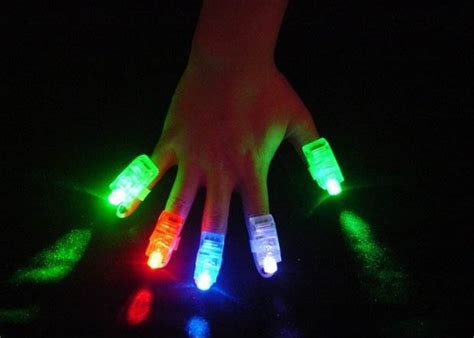 Laser Finger Beam Berkualitas led finger laser beams five dollar finds