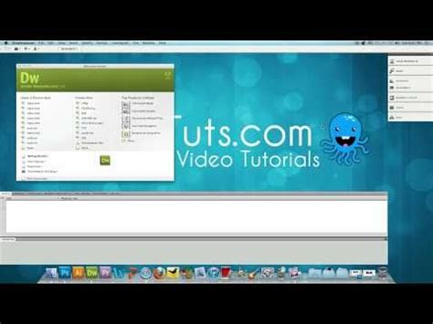tutorial photoshop to dreamweaver dreamweaver tutorial how to convert a psd to html part