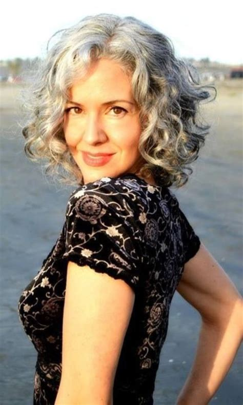 hairstyles for 45 age women 45 natural grey hairstyles for women of every age grey