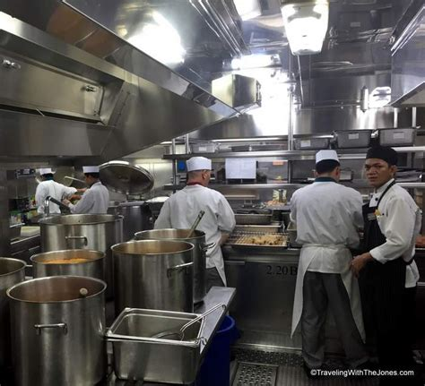 Kitchen On Cruise Ships What Is There To Do On A Transatlantic Cruise