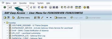 Sap Fiori Quick Guide Tutorialspoint