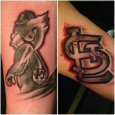 tattoo shops st louis baseball tattoos tuesdays st louis cardinals